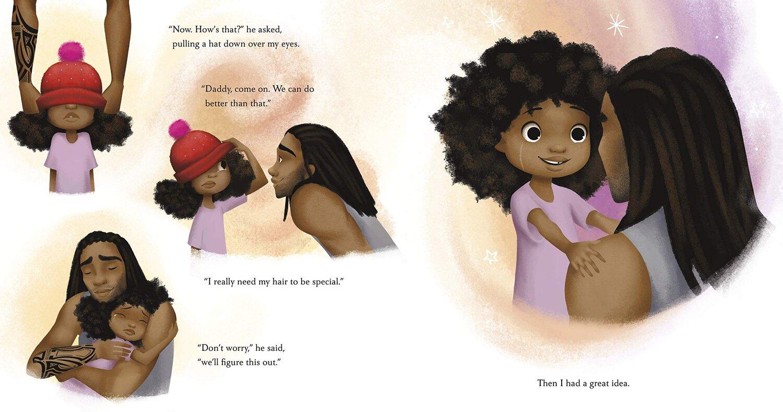 """""""Hair Love"""": a mensagem poderosa da aceitação"""